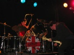 classic guitar & drums: Cabooze ~ 3-4-06